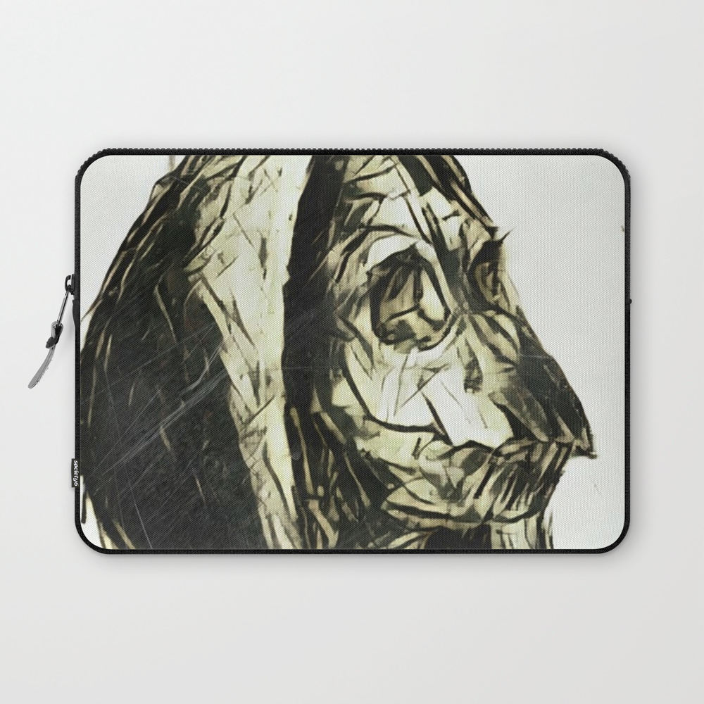 When Hell Is Full Laptop Sleeve LSV8830100