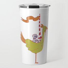 Chicken  Mount Travel Mug