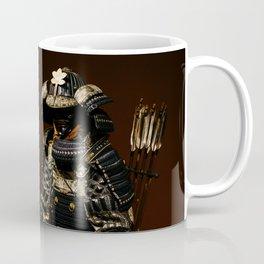 Samurai Armor Coffee Mug