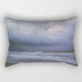 A Brewing Storm Rectangular Pillow