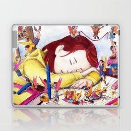 Playful fairies Laptop & iPad Skin