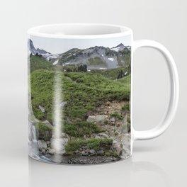 Edith Creek and Mount Rainier Coffee Mug