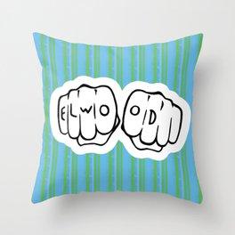 [ Blues Brothers ] Elwood Blues Dan Aykroyd Throw Pillow