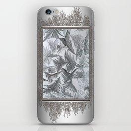 Window Frost iPhone Skin