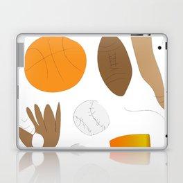 Sports Nut (Jaidyn) Laptop & iPad Skin