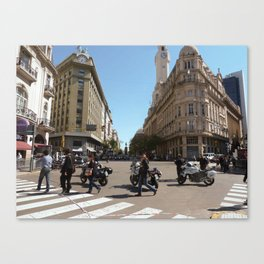 Beautiful Buenos Aires  Canvas Print