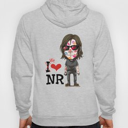 We love Norman! Hoody