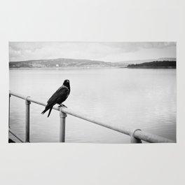 Eerie Bird Rug