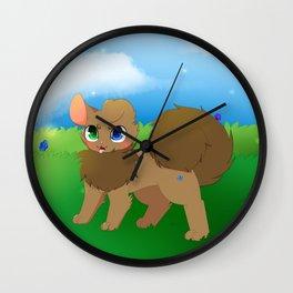 Chromia Wall Clock
