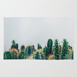 cactus sea Rug