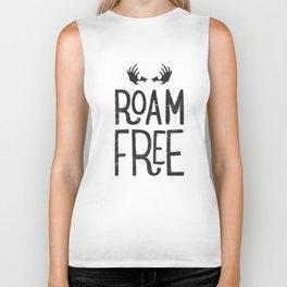Roam Free NZ Biker Tank