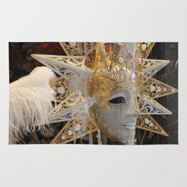 Masquerade ball Rug