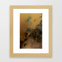Monday Morning Framed Art Print