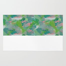 Jungle Hush Wallpaper Rug