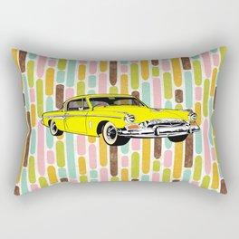 unique car II Rectangular Pillow