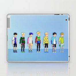 GOT7 8-bit Just Right Laptop & iPad Skin