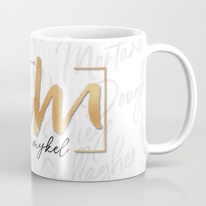 Names and Logo Coffee Mug
