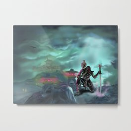 Honor Metal Print