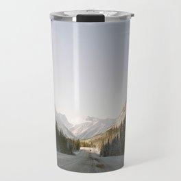 Roadtripping in the Canadian Rockies Travel Mug
