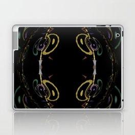 Manifold Mandala Grotesque #1 Laptop & iPad Skin