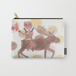 Happy Canada Day Carry-All Pouch