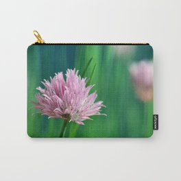 Allium pink 076 Carry-All Pouch