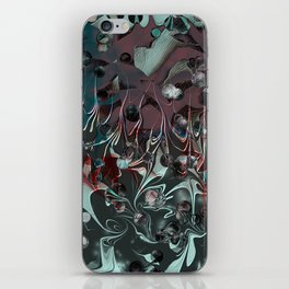 Darkened Joy iPhone Skin