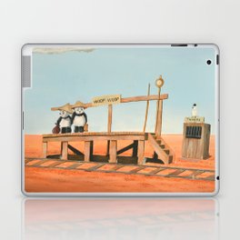 Outback Train Station Laptop & iPad Skin