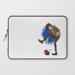 Eleven & Alien Laptop Sleeve