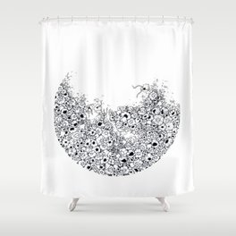 Tidal Shower Curtain