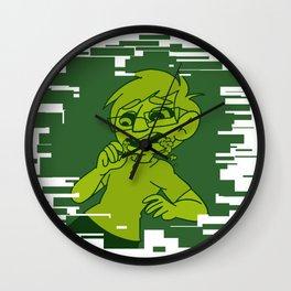Multiple Seizure Attack Wall Clock