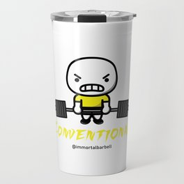 CONVENTIONAL Travel Mug