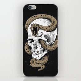 The Dark Mark of You-Know-Who iPhone Skin