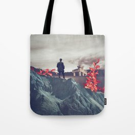 Everything Led me Here Tote Bag
