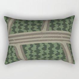 BACKROADS Rectangular Pillow