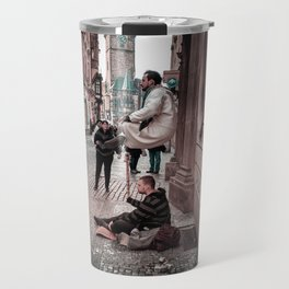 Floating Man Travel Mug