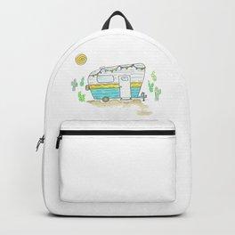 Home Sweet Camper Backpack