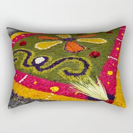 Guatemala - Alfombra Brights Rectangular Pillow