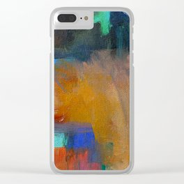People in India Clear iPhone Case