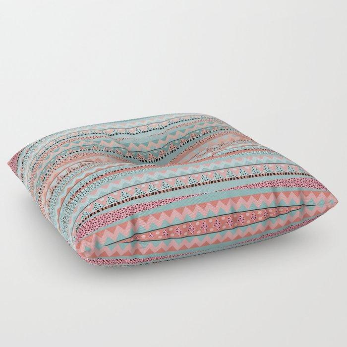BOHO Floor Pillow by nika | Society6