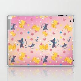 Spinell & Kerochan Pattern Laptop & iPad Skin