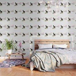 Bird in the Hand Wallpaper