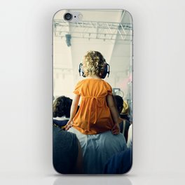 LuLu at Bon Iver iPhone Skin