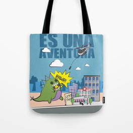 Adventure!  Tote Bag
