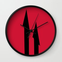 Songs For the Deaf Wall Clock