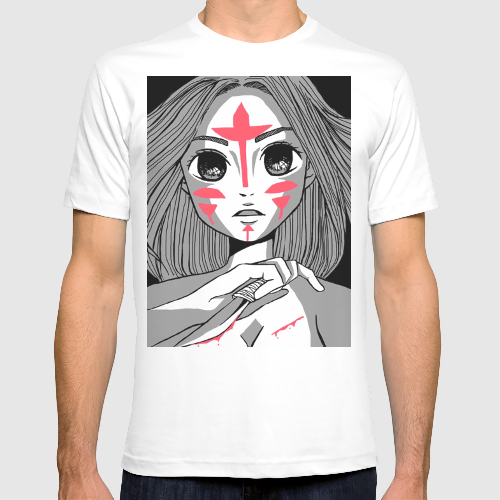 Bloody T-shirt by Susee TSR8807087