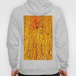 Neural Activity (An Ode to Cajal) Hoody