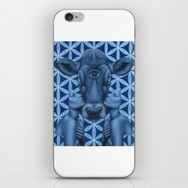Unified Consciousness iPhone Skin