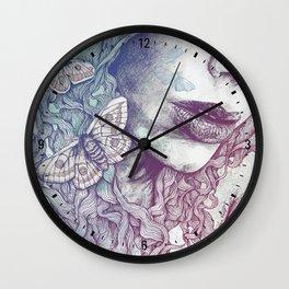 Ornaments: Rainbow Wall Clock
