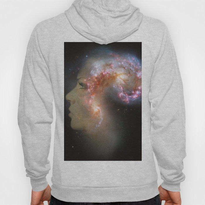 The Antennae Galaxies Hoody